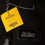 Royal Rota press badge
